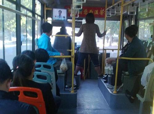 Những ý tưởng siêu độc trên xe bus - 4