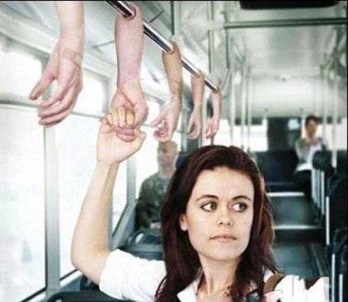 Những ý tưởng siêu độc trên xe bus - 5