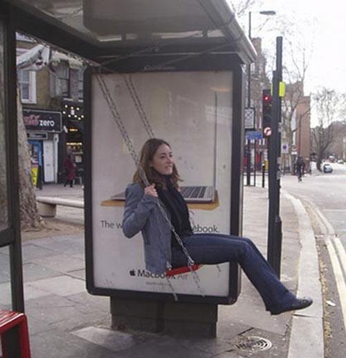 Những ý tưởng siêu độc trên xe bus - 8