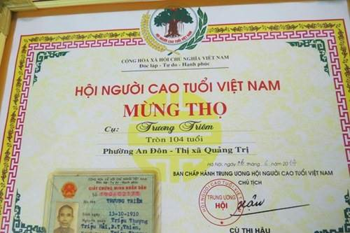 Cuộc sống của cặp vợ chồng 106-104 tuổi ở Quảng Trị - 4