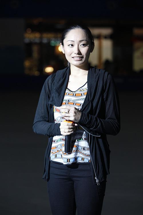 Nữ hoàng trượt băng thế giới biểu diễn tại VN - 1