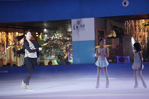 Nữ hoàng trượt băng thế giới biểu diễn tại VN - 4
