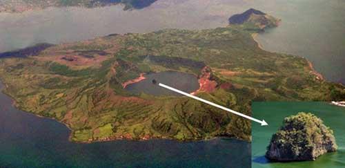 10 hòn đảo kỳ lạ nhất thế giới - 8