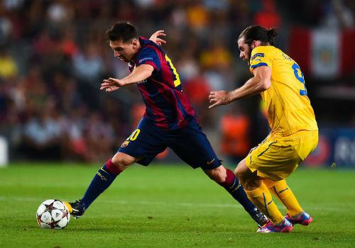 Levante - Barca: Vững vàng tiến lên - 1