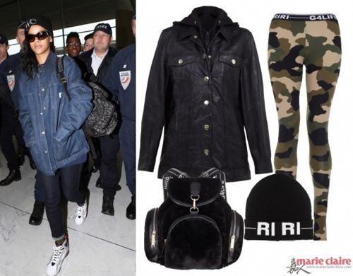 Học Rihanna khoe đường cong mùa lạnh - 4