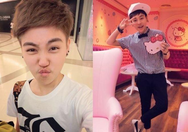10 cô nàng tomboy hot nhất Thái Lan - 7