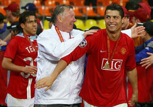 Tiết lộ: MU chắc chắn sẽ không mua Ronaldo - 2