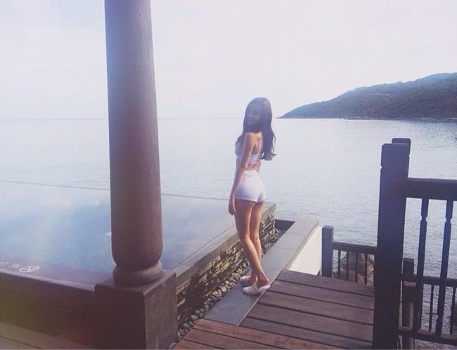 Angela Phương Trinh nổi tiếng với vẻ ngoại nóng bỏng và thân hình hoàn hảo khi diện những bộ trang phục bikini.