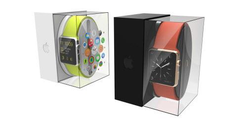 """Concept: Hộp đựng Apple Watch kiêm """"củ sạc"""" iPhone - 2"""