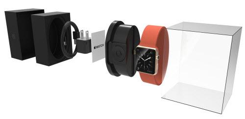 """Concept: Hộp đựng Apple Watch kiêm """"củ sạc"""" iPhone - 3"""