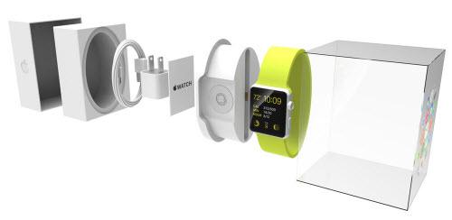 """Concept: Hộp đựng Apple Watch kiêm """"củ sạc"""" iPhone - 4"""