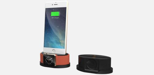 """Concept: Hộp đựng Apple Watch kiêm """"củ sạc"""" iPhone - 5"""