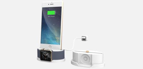 """Concept: Hộp đựng Apple Watch kiêm """"củ sạc"""" iPhone - 6"""