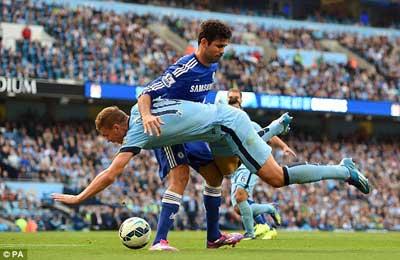 TRỰC TIẾP Man City - Chelsea: Người hùng Lampard (KT) - 4