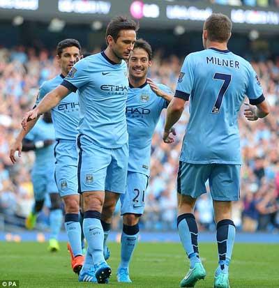 TRỰC TIẾP Man City - Chelsea: Người hùng Lampard (KT) - 6