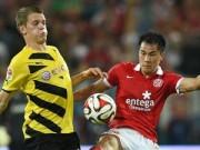 Bóng đá - Mainz - Dortmund: Cái giá phải trả