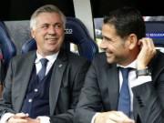 Bóng đá - Ancelotti ngây ngất với hàng công siêu sao của Real