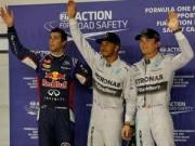 Thể thao - Phân hạng Singapore GP – Hamilton đoạt pole kịch tính