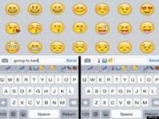 Công nghệ thông tin - Bàn phím ảo gợi ý mặt cười ngộ nghĩnh trên iOS 8