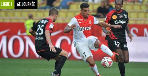 Monaco - Guingamp: Trong cái rủi có cái may - 1