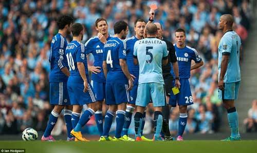 "Man City, Chelsea thi nhau ""đấu võ"" ở Etihad - 1"
