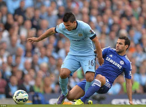 "Man City, Chelsea thi nhau ""đấu võ"" ở Etihad - 2"
