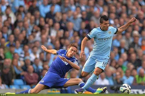 "Man City, Chelsea thi nhau ""đấu võ"" ở Etihad - 3"