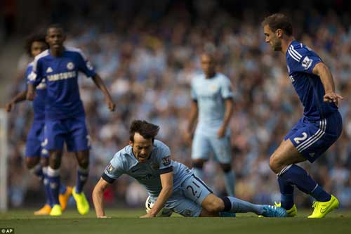 "Man City, Chelsea thi nhau ""đấu võ"" ở Etihad - 5"