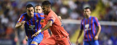 TRỰC TIẾP Levante - Barca: Vỡ trận (KT) - 4