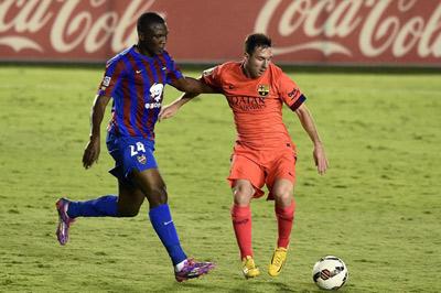 TRỰC TIẾP Levante - Barca: Vỡ trận (KT) - 3