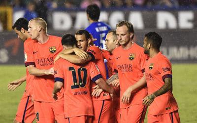 TRỰC TIẾP Levante - Barca: Vỡ trận (KT) - 5