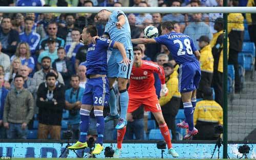 Man City - Chelsea: Đấu trí cân não - 1