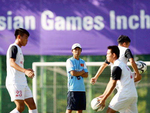 Olympic VN-Olympic Kyrgyzstan: Bài toán giữ lửa - 2