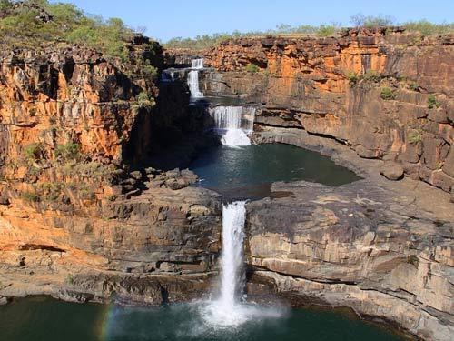 Chiêm ngưỡng thác nước 4 tầng tuyệt đẹp ở Australia - 6