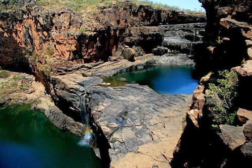 Chiêm ngưỡng thác nước 4 tầng tuyệt đẹp ở Australia - 5