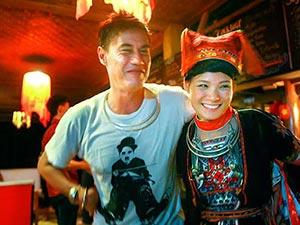 Chuyện tình chàng Tây và cô gái người Dao