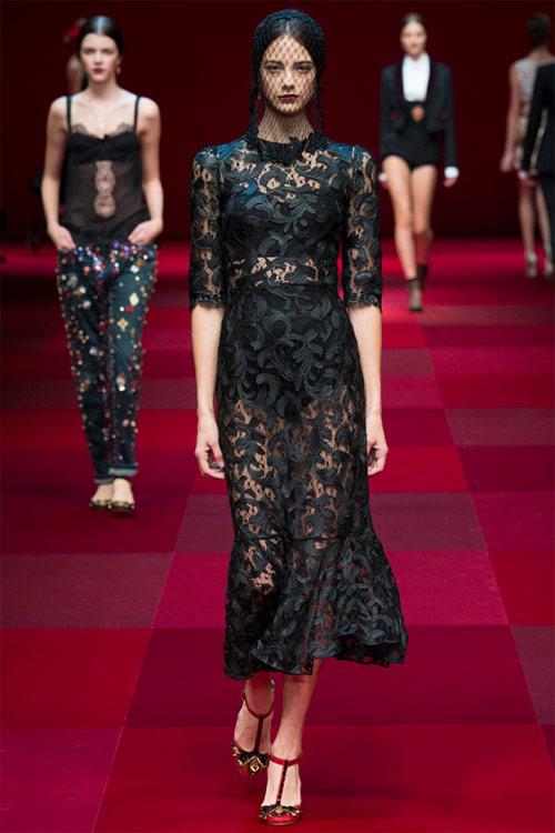 Dolce & Gabbana vẫn hấp dẫn mê hồn dù cũ kỹ - 3