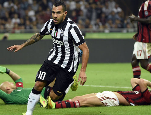 Tiêu điểm Serie A V3: Tevez một tay nhấn chìm Milan - 1