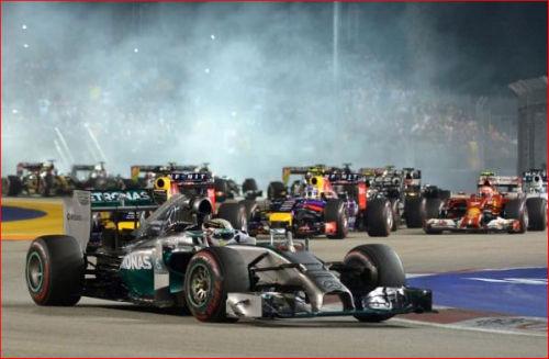 Singapore GP: Sức mạnh Hamilton – Mercedes - 4