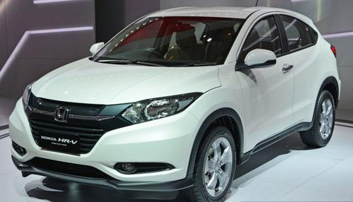 Ra mắt Honda HR-V giá hơn 400 triệu đồng - 2