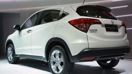 Ra mắt Honda HR-V giá hơn 400 triệu đồng - 4