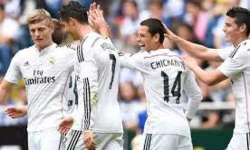 Tiêu điểm V4 La Liga: Dấu ấn CR7 & Hạt Đậu Nhỏ - 1