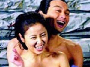 """Những cảnh """"yêu"""" của Lâm Tâm Như với các """"nam thần"""""""