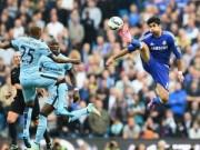 """Bóng đá - Man City, Chelsea thi nhau """"đấu võ"""" ở Etihad"""