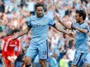 Bóng đá - Giúp Man City có điểm, Lampard không ăn mừng
