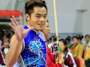Thể thao - ASIAD 17 - 22/9: Wushu VN có thêm cơ hội ở tán thủ