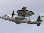 Nhật tự chế máy bay cảnh báo sớm hiện đại đề phòng TQ