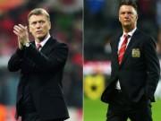 Bóng đá - Có đội hình siêu khủng, Van Gaal vẫn tệ hơn Moyes