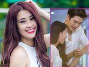 Bạn trẻ - Cuộc sống - Hot girl Ngọc Thảo: Ái ngại khi nắm tay Woo Bin