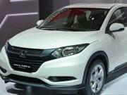 Ra mắt Honda HR-V giá hơn 400 triệu đồng